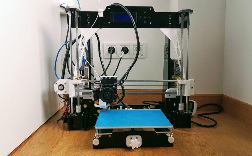 Vai no lēta 3D printera var izspiest ko labu – Anet A8 apskats