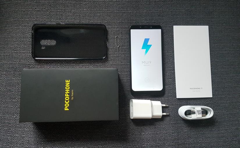 Xiaomi Pocophone F1 apskats – flagmanis par budžeta viedtālruņa cenu