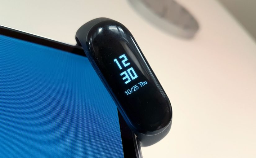Fitnesa aproces Xiaomi Mi Band 3 apskats